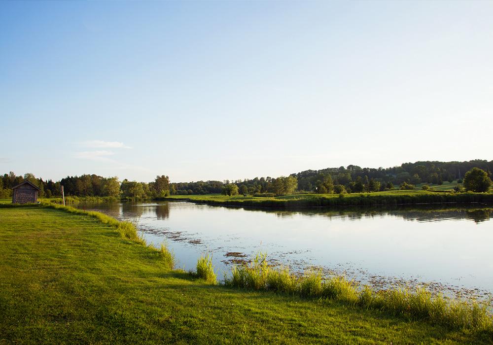Lake at Braestone Club | Braestone Club Gallery
