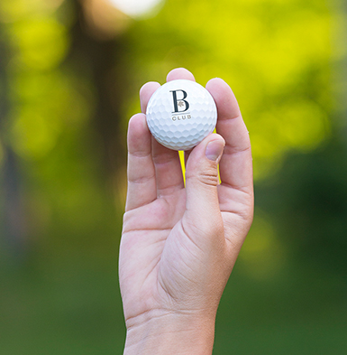 Braestone Club Golf Ball